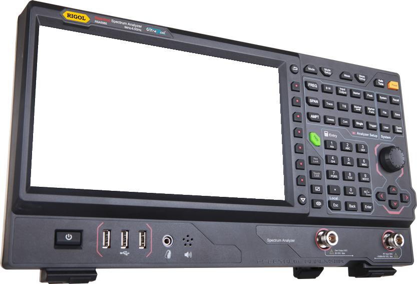 RIGOL Spectrum Analyzers | Electro-Meters | powered by RIGOL