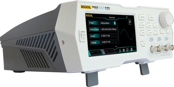 DG800 High Resolution Arbitrary Waveform Generators With